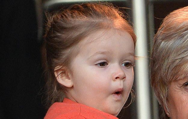 4-letnia Harper ma złe nawyki! /Michael Regan /Getty Images