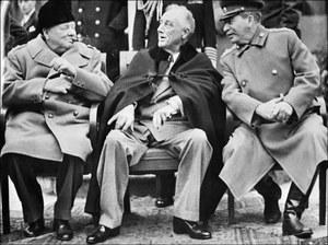 4 lutego 1945 r. Rozpoczęcie konferencji w Jałcie