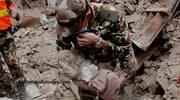 4-miesięczne dziecko przeżyło 22 godziny pod gruzami