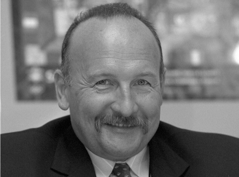 4 października w łódzkim szpitalu zmarł Zbigniew Pacelt /Adam Jagielak /East News