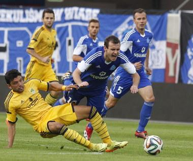 4. runda el. Ligi Europejskiej: Ruch Chorzów - Metalist Charków 0-0