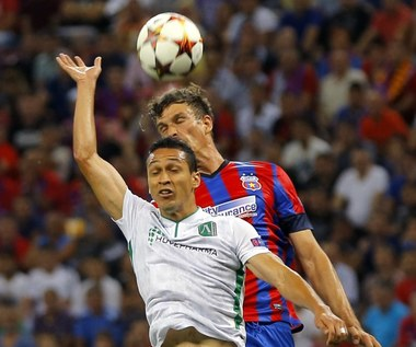 4. runda el. Ligi Mistrzów: Zwycięstwa Steauy i Bayeru