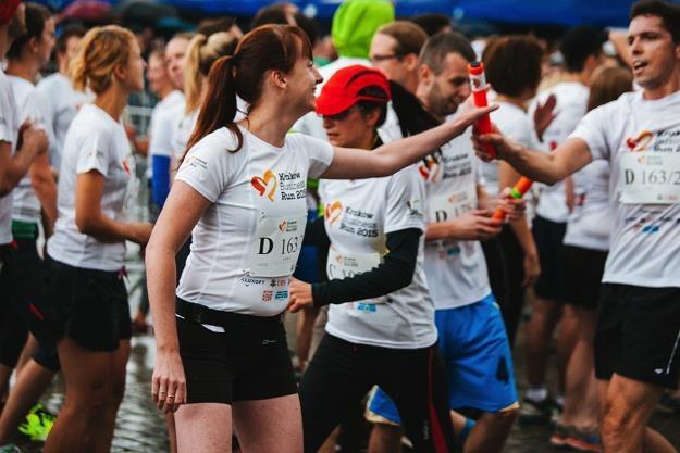4 września wystartuje piąty charytatywny bieg biznesowy Kraków Business Run /fot. Hasenien Dousery /
