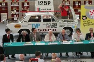 40 lat temu tzw.  Duży Fiat bił rekord świata. Nie uwierzysz: Prędkości!