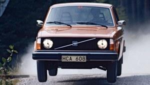 40 lat Volvo serii 200