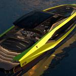 4000 KM - Lamborghini pokazało swoją łódź motorową