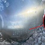 41-kilogramowa kula spadła z nieba. Ma rosyjskie litery. Co to takiego?