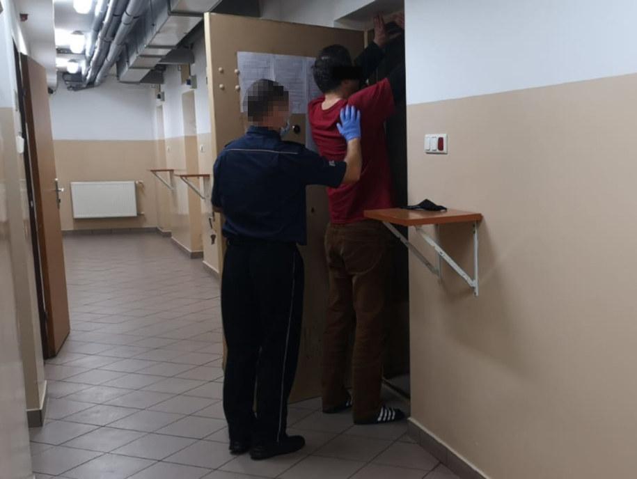41-latkowi grozi kara nawet do 3 lat więzienia /KPP Otwock