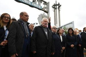 41. rocznica porozumień sierpniowych. Lech Wałęsa: Walczyliśmy z systemem o inny system