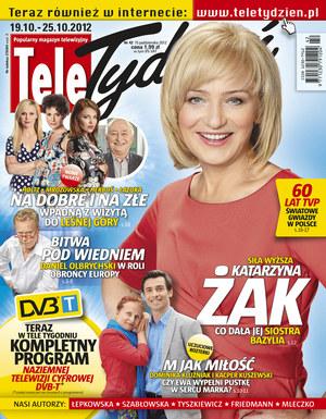 """42. nr """"Tele Tygodnia"""" /  /Tele Tydzień"""