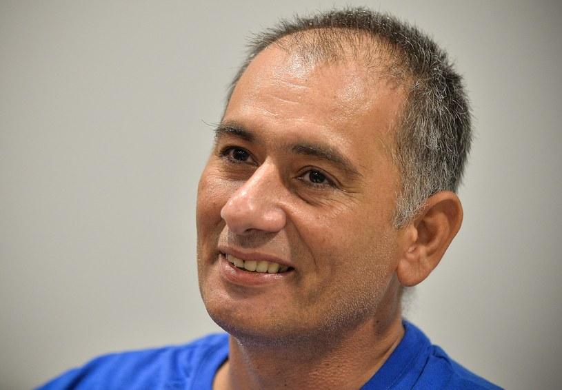 43-letni Felix Baez Sarria, kubański lekarz, który zaraził się wirusem ebola /AFP