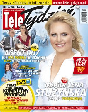 """43. nr """"Tele Tygodnia"""" /fot  /Tele Tydzień"""
