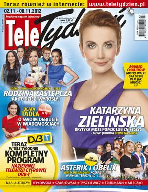 """44. nr """"Tele Tydodnia"""" /  /Tele Tydzień"""