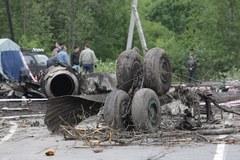 44 ofiary katastrofy Tu-134 w Rosji