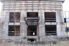 """45-metrowy """"szkieletor"""" w Sosnowcu"""