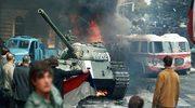 45. rocznica inwazji na Czechosłowację