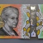 46 mln banknotów z literówką w Australii