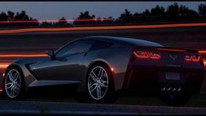 467 KM w nowej Corvette Stingray