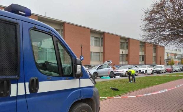 49-letni mężczyzna podpalił się przed sądem w Świdniku