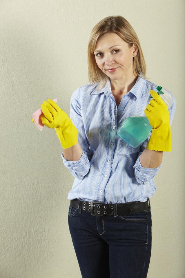 5 Genialnych pomysłów które pomogą ci lepiej sprzątać /© Photogenica