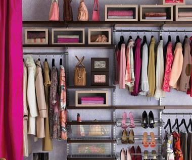 5 kroków na zorganizowanie twojej szafy