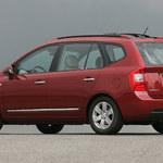 5 lat gwarancji na minivana
