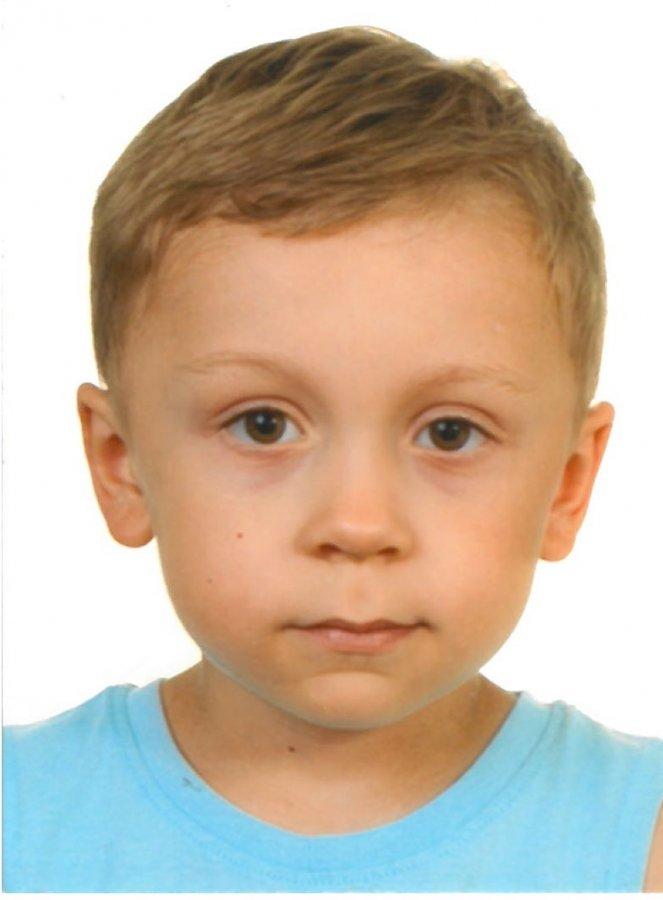 5-letni Dawid /Policja