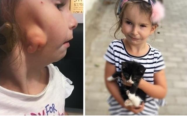 5-letnia Maja /Archiwum prywatne /