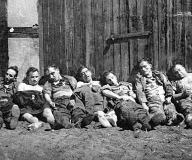 """5 lipca 1953 r. Rozbicie oddziału """"Puszczyka"""""""