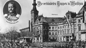 5 listopada 1916: Akt 5 listopada.