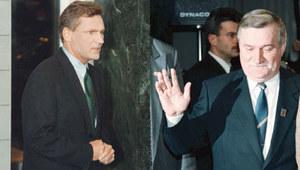 5 listopada 1995 r. Wybory prezydenckie