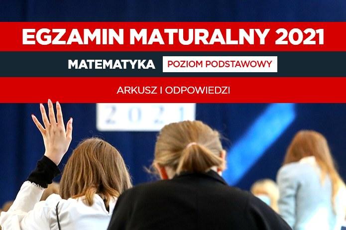 5 maja maturzyści pisali egzamin z matematyki na poziomie podstawowym /Fot. Tomasz Jastrzębowski/REPORTER /Reporter