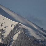 5 ofiar lawin w Alpach. Zginęli przez przypadek