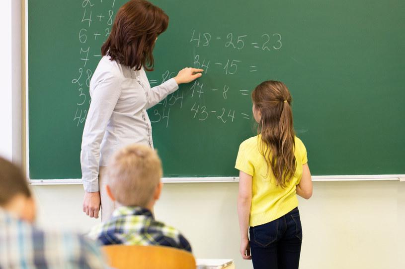 5 października obchodzony jest Światowy Dzień Nauczyciela /123RF/PICSEL