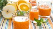 5 porcji warzyw, owoców lub soku