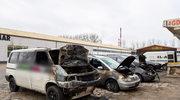 5 samochodów spłonęło w Gdańsku. Podpalenie?