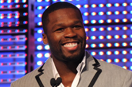 50 Cent fot. Bryan Bedder /Getty Images/Flash Press Media