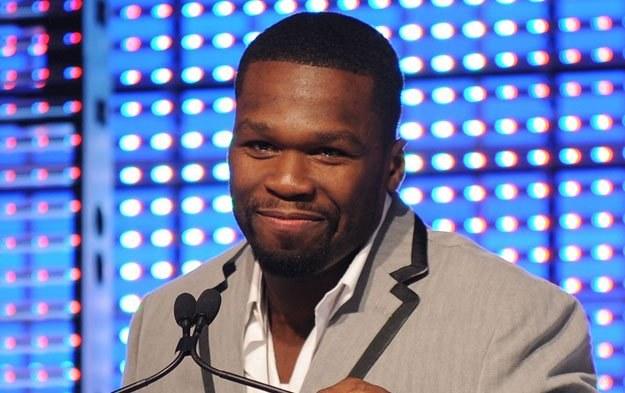 50 Cent fot. Bryan Bedder /Getty Images/Flash Press Media