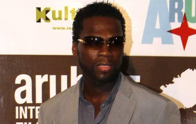 50 Cent, fot. Chris Scott  /Getty Images/Flash Press Media