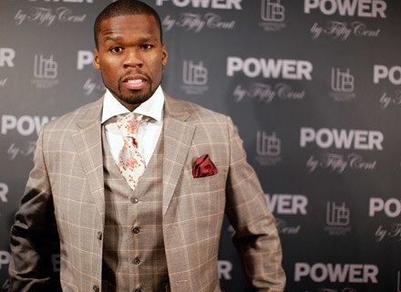 50 Cent - fot. Jemal Countess /Getty Images/Flash Press Media