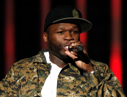 50 Cent fot. Kevin Winter /Getty Images/Flash Press Media