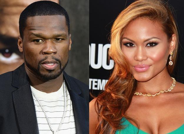 50 Cent i Daphne Joy byli parą przez trzy lata - fot. Andrew H. Walker /David Livingston /Getty Images/Flash Press Media