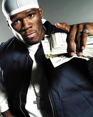 50 Cent: Tu chodzi o pieniądze, a nie muzykę... /