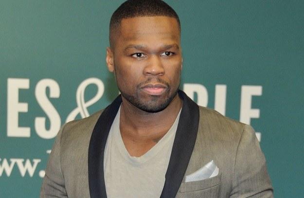 50 Cent /AFP