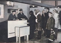 50 lat portu lotniczego Kraków - Balice