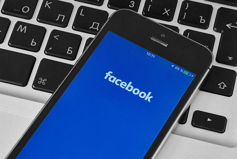 """50 mln kont na Facebooku było """"otwartych"""" dla cyberprzestępców /123RF/PICSEL"""