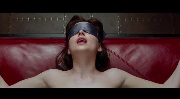 """""""50 twarzy Greya"""" to film dla dorosłych /"""
