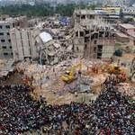 50 żywych osób pod gruzami budynku w Bangladeszu