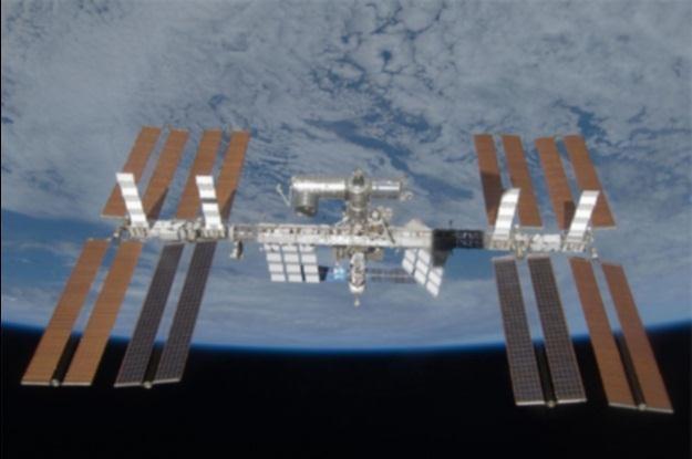 500 dni w zamknięciu na ISS - kto to zniesie? (Fot. NASA) /materiały prasowe