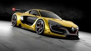 500 KM w tylnonapędowym Renault R.S. 01!